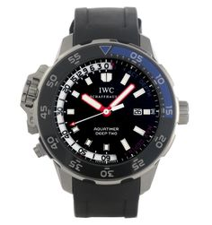 Going diving? Why not take an IWC