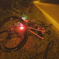 Ride ending puncture in the middle of nowhere #cycling #singapore