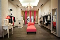 decoracion boutique de ropa fashion - Buscar con Google