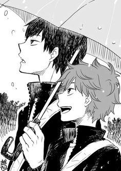 越 アンコ  Haikyuu! became my favorite manga a couple days ago~