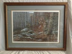 Scott Zoellick Chequamegon Buck  55 / 750 Signed by SandysScores