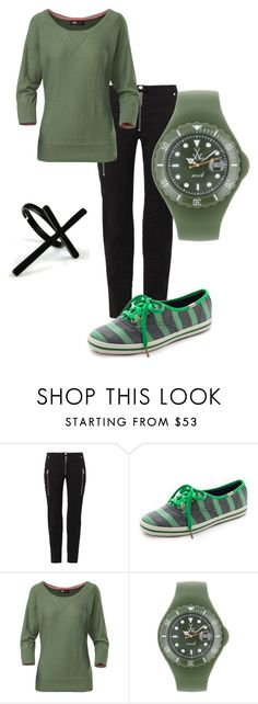 SS girl by norarogers on Polyvore featuring The North Face, Alexander McQueen, Kate Spade, Toy Watch and Emi Jewellery