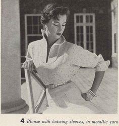 Vigliano Biellese  1950s Knitting Wedding Bridal by TheStarShop
