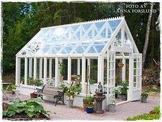 Drömmer om ett växthus!
