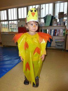 Mi Mundo sabe a Naranja: El Pollo Pepe II Diy And Crafts, Crafts For Kids, Harajuku, Minnie Mouse, Preschool, Costumes, Bird, Halloween, Children