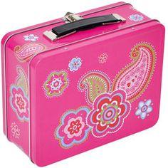 Bobble Art Tin Suitcase   Paper Products Online