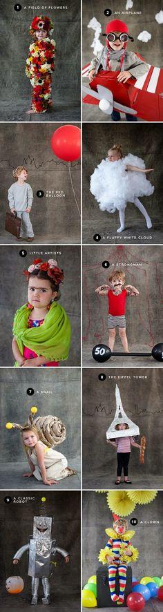 M Disfraces infantiles para carnavales rapidos y originales - enrHedando