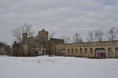 abandoned castles | Abandoned Castle - Midwest US OC #abandoned #castle #midwest