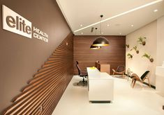53 modern Scandinavian interior design ideas you should know - GODIYGO.COM - Scandinavian Design Trends - Have Best Home Decor ! Design Hotel, Design Entrée, Flur Design, Lobby Design, Design Case, Design Ideas, Design Inspiration, Nordic Design, Modern Reception Desk