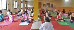 Mediation Class In Yoga Teacher Training India.
