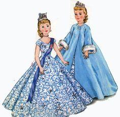 Revlon Toni Cindy Missy Doll Clothes PATTERN 2255 by BlondiesSpot