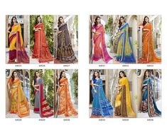 Brand:-#Triveni #saree Catalog name:-#Beverly-#Vol-4  For Inquiry and Order : WhatsApp on +917878817191 or visit www.thestyle.in/  #Triveni #saree #Beverly-#Vol-4 #Printed Sarees #Embroidery Work Sarees #Stone Work Sarees #Heavy Blouse Sarees #Heavy Lace Border Sarees #Digital Printed Sarees #CottonSilk Sarees #PureSilk Sarees #Tussar Silk Sarees #Kanjivaram Sarees #Weightless Sarees #Georgette Sarees #Shaded Print Sarees Supplier from Surat #The Style #The #Style
