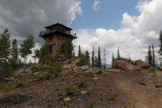 Fire Lookouts in CO