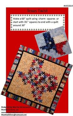 Texas Twister Quilt