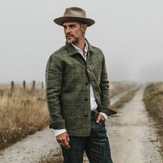 The Ojai Jacket in Windowpane Wool by Taylor Stitch. Men's shirting, outerwear, denim, and basics responsibly buil. Rugged Men, Rugged Style, Taylor Stitch, Trench Coat Men, Men Coat, Hats For Men, Hat Men, Men Looks, Look Fashion