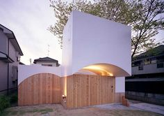 House in Kitamoto l