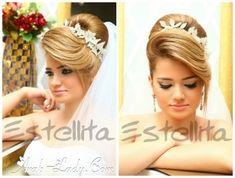 African American. Black Bride. Wedding Hair. Natural Hairstyles. أحدث تسريحات العرائس التي ستأسركِ بجمالها