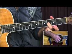 Acoustic Blues Guitar Lesson - My Favorite Acoustic Blues Guitar Lick - YouTube