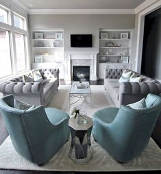 38 The Best Relaxing Living Room Design Ideas - living room furniture layout Elegant Living Room, Formal Living Rooms, Living Room Grey, Home Living Room, Apartment Living, Living Room Designs, Rustic Apartment, Living Room Furniture Layout, Cozy Living