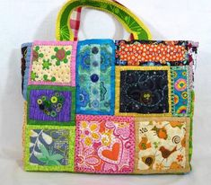 Teesha Moore style bag....made for LHH on craftster... IYP 20.... there are pictures posted of the other sides