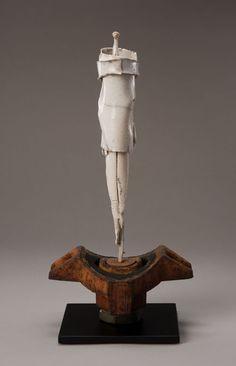 Nancy Legge, Isa an abstract figurative sculpture