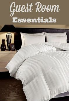 Having guests stay over can be particularly stressful, especially if you aren't sure you're covering all the hosting bases. Being a stellar host is difficult with so many details to remember. Is that alarm clock easy to use? Is the room dark enough for your visitors to sleep? Would your guests appreciate a water carafe beside the bed? To care for your guests this year, check out this eBay guide that teaches you to become the host who has truly thought of everything.