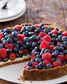 Indulge in seasonal spring berries with this simple and easy 3 step torte. Find fresh, affordable seasonal fruit at Walmart.