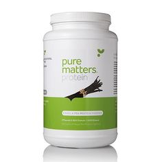 Pure Matters Pea Protein