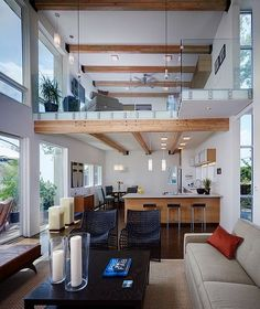 Inspirational Mezzanine Floor Designs To Elevate Your Interiors ...