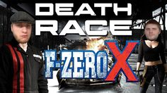 THE ART OF MURDER | F-Zero X Death Race (ft. Sean)