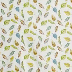 Foliage Summer  100% Cotton  Approx. 140cm | 32cm  Curtaining Succulent Pots, Succulents, Stuart Graham, Curtain Fabric, Ethereal, Terrace, Delicate, Lily, Nature
