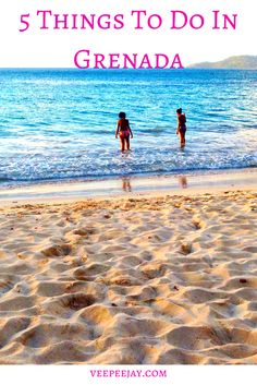 5 Things To Do In Grenada #PureGrenada #Travel @discovergrenada