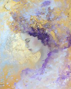 Goddess of Light by Linzy Huggon
