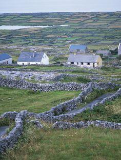 Inishmore, Aran Islands, County Galway, Connacht, Eire (Republic of Ireland)
