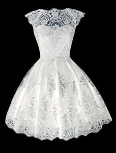 Robe-blanche-dentelle-soiree-mariage-taille-38
