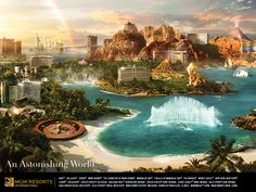 An Astonishing World - MGM Resorts