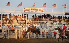 Kansas Rodeo ....