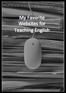 One Less Headache: My Favorite Websites for Teaching High School English English Lessons, English Websites, Gcse English, English English, English Lesson Plans, English Resources, French Lessons, Spanish Lessons, Learn English