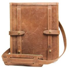 Leather iPad Case by Temple Bags - My Modern Metropolis