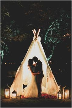 Elegant outdoor wedding decor ideas on a budget 15