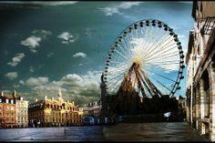 Net over de Belgische grens ligt #Lille, misschien wel de gezelligste stad van #Frankrijk!