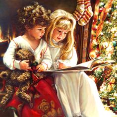 'Christmas Readings' by Sandra Kuck