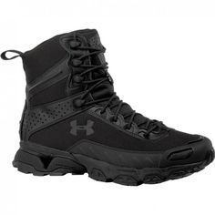 Men's Under Armour Valsetz Military Boots - UA Lightweight Tactical Boot Tactical Wear, Tactical Clothing, Duty Boots, Tac Gear, Under Armour Men, Outdoor Gear, Shoe Boots, Men's Boots, Hiking Boots