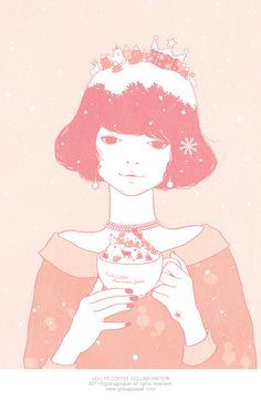 gobugi_work :: Romantic HOLLYS winter with gobugi/2011