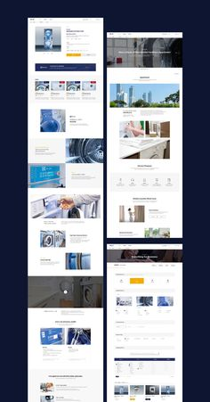 KLC그룹 웹사이트 리뉴얼 | 스튜디오 제이티 Catalog Design, Ui Design, Templates, Product Catalog, Website, Stencils, Template, Interface Design, Patterns