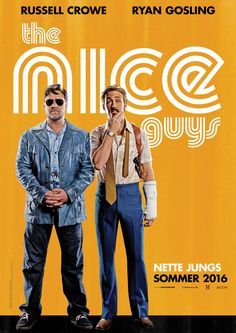 THE NICE GUYS (2016) - not really