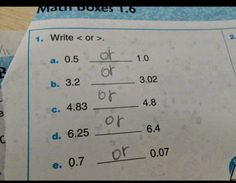 The person who wrote this test is a genius......