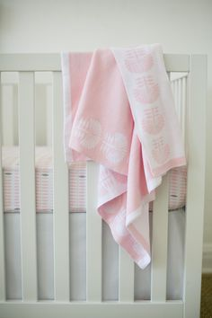 Project Nursery - Petunia Pickle Bottom Dreaming in Dax Crib Bedding