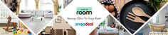 Snapdeal  Shop By Room  Amazing Offers For Every Room! Goosedeals is leading destination for cashback coupons and best deals. Goosedeals offering some of the best deals and best products at very affordable prices, also our website is providing discounts with  lowest prices. Grab best deals and cashback coupons More Details visit:http://goosedeals.com/stores/listing/snapdeal/13.html