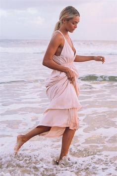 Cinammon Twist Gown | SABO SKIRT